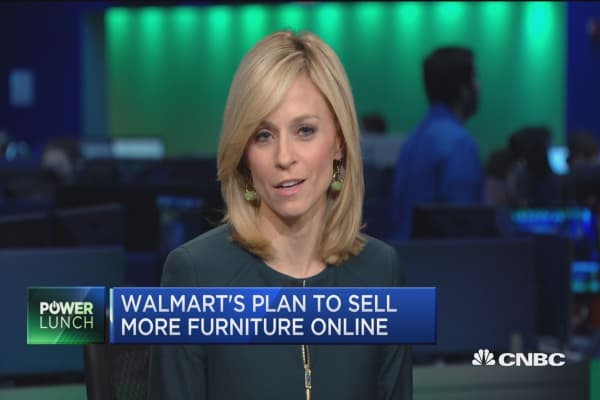 Walmart to unveil new home shopping experience online