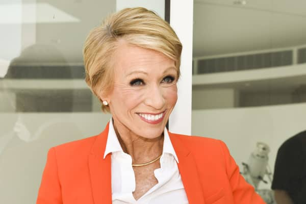 Barbara Corcoran attends the premiere of ABC's 'Shark Tank' Season 9