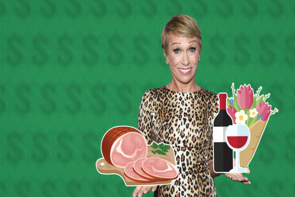 Barbara Corcoran refuses to spend money on pricey roast beef, but has 2 guilty pleasures