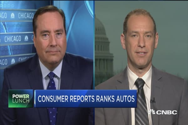 Consumer Reports' Jake Fisher: Why this automaker is a top choice