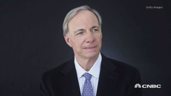 Bridgewater's Dalio sees a 70% chance of a US recession before 2020