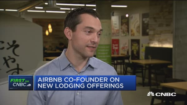 Airbnb CEO: We're a responsible actor in homesharing regulations