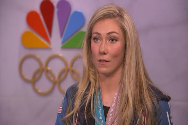 Mikaela Shiffrin ends Winter Olympics with gold and silver medals