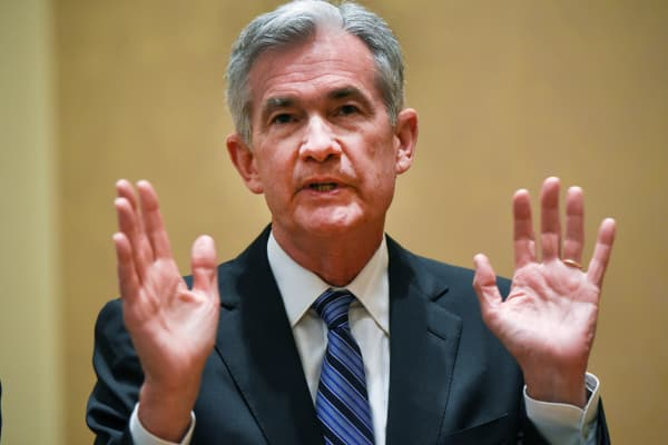 Federal Reserve Chairman Jerome H. Powell