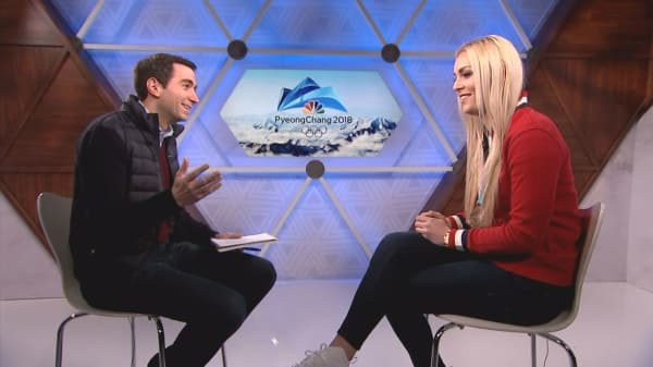 Three-time medalist Lindsey Vonn reflects on likely final Olympics