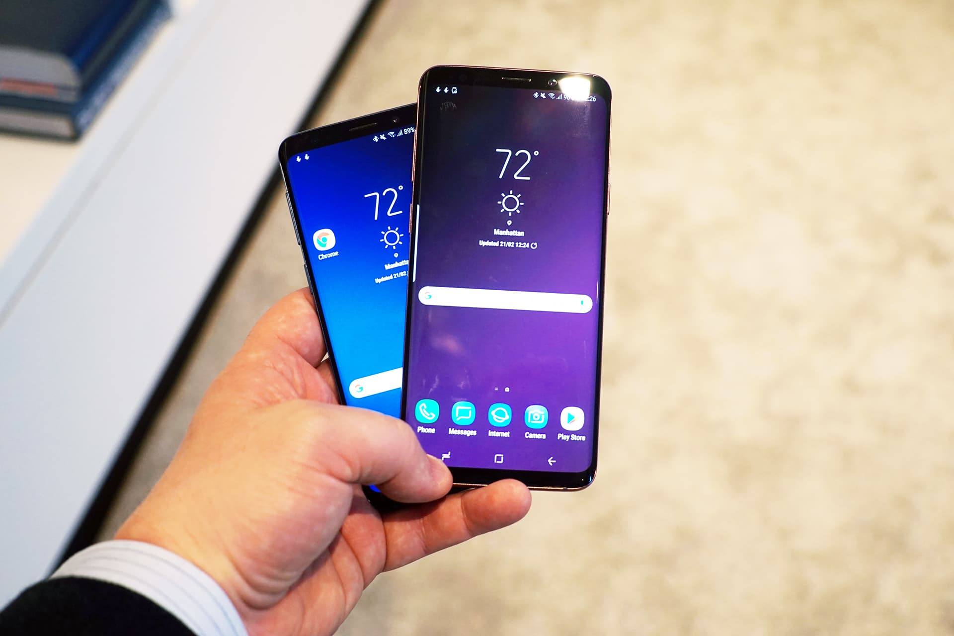 Which phone is better to buy for work and rest