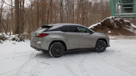 Lexus RX 350 F Sport review - You probably shouldn't buy it