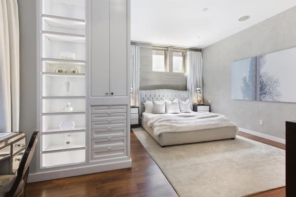 Bethenny Frankel's apartment in Soho