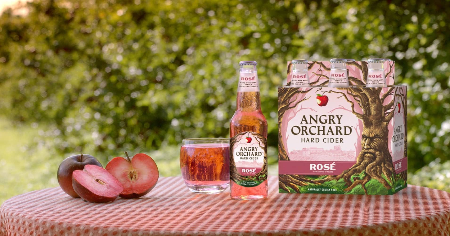 Rose cider is right here, hoping to be this summer time's millennial pink drink