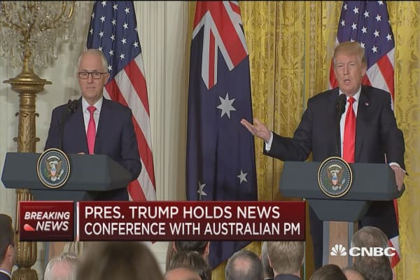 Australian Prime Minister: We don't provide political advise on gun control laws