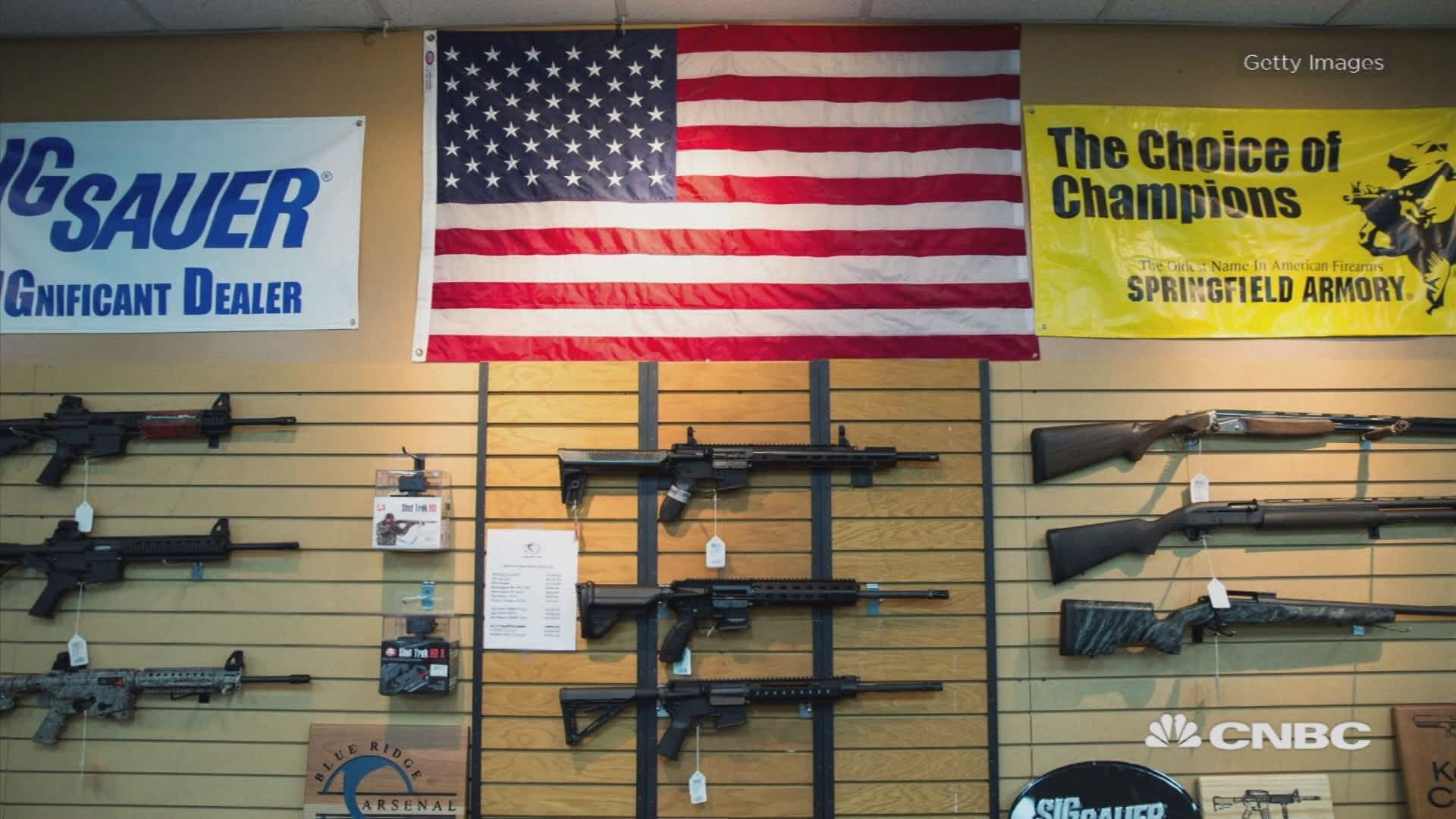 States with strict gun laws have fewer firearms deaths  Here's how