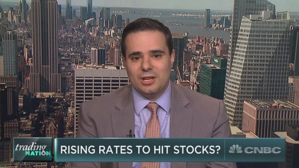 Earnings to overtake inflation as market story of year, Federated's Chiavarone says