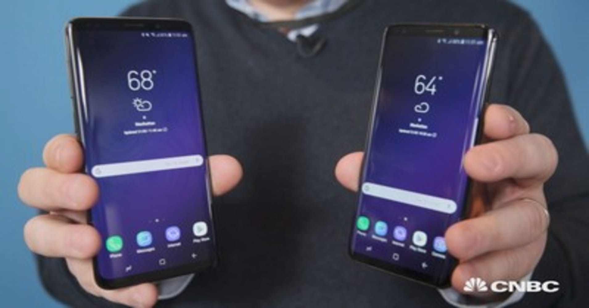 Samsung Galaxy S9 Hands On New Features Same Look