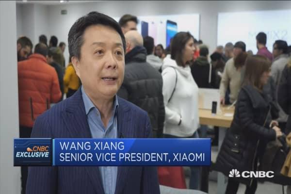 Xiaomi exec: