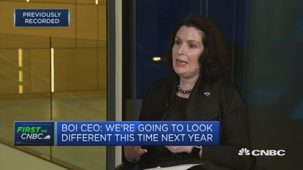 Bank of Ireland CEO: We've reset our purpose