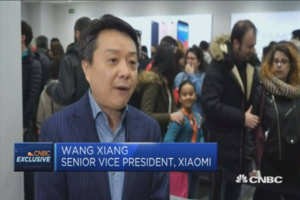 Carefully building our resources to serve the US consumer: Xiaomi