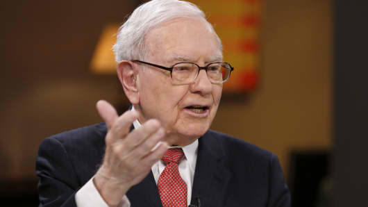 Top Warren Buffett Stocks For 2018