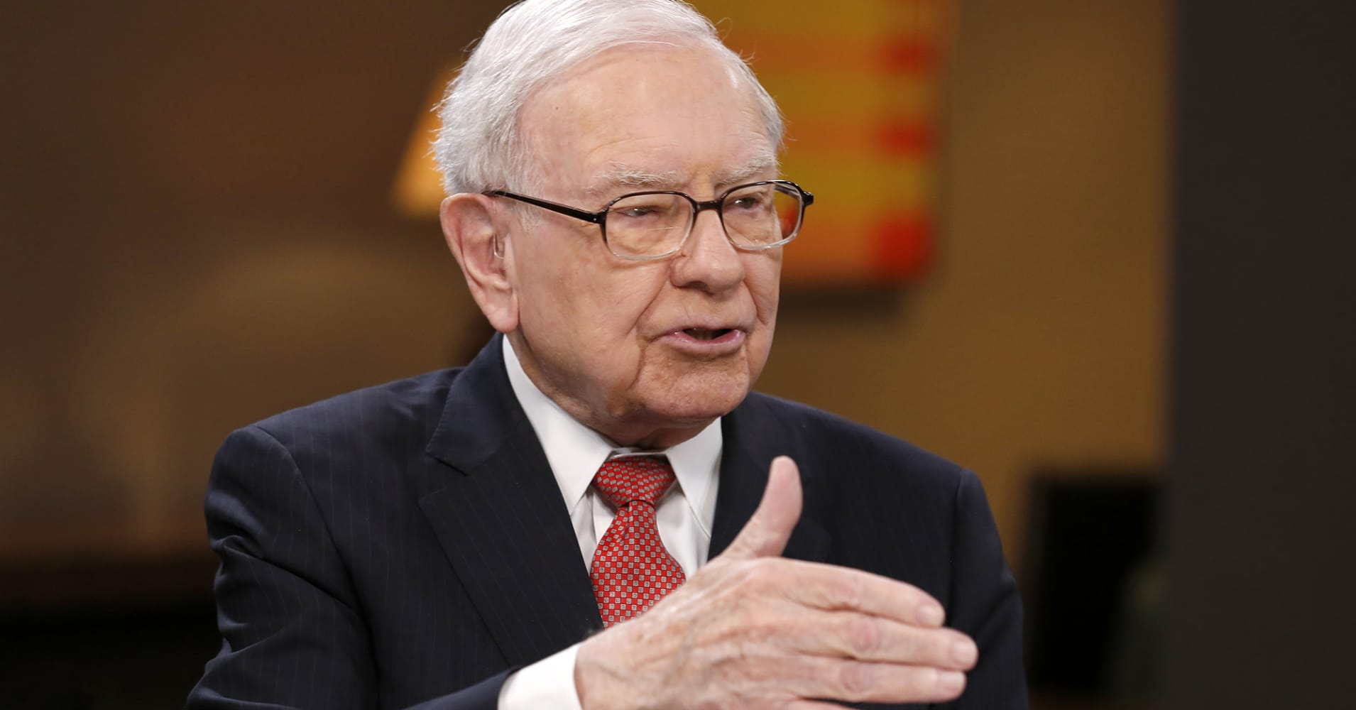 Warren Buffett says Berkshire Hathaway has sold completely from IBM - CNBC