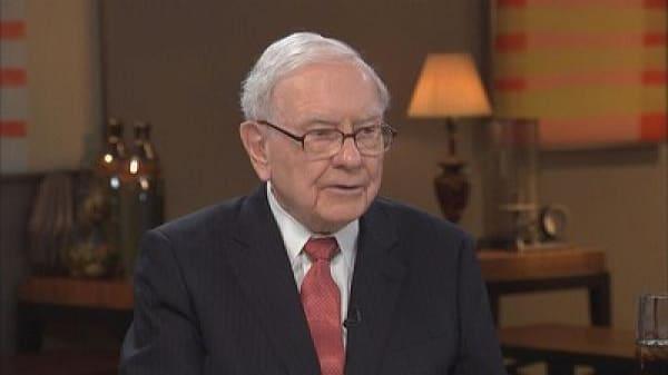 Buffett not sitting idle, says Cramer