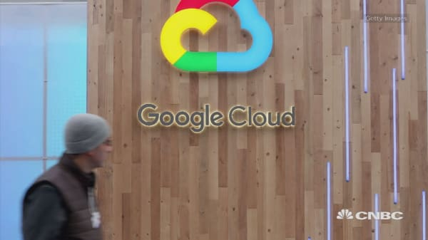 Apple confirms it uses Google's cloud for iCloud