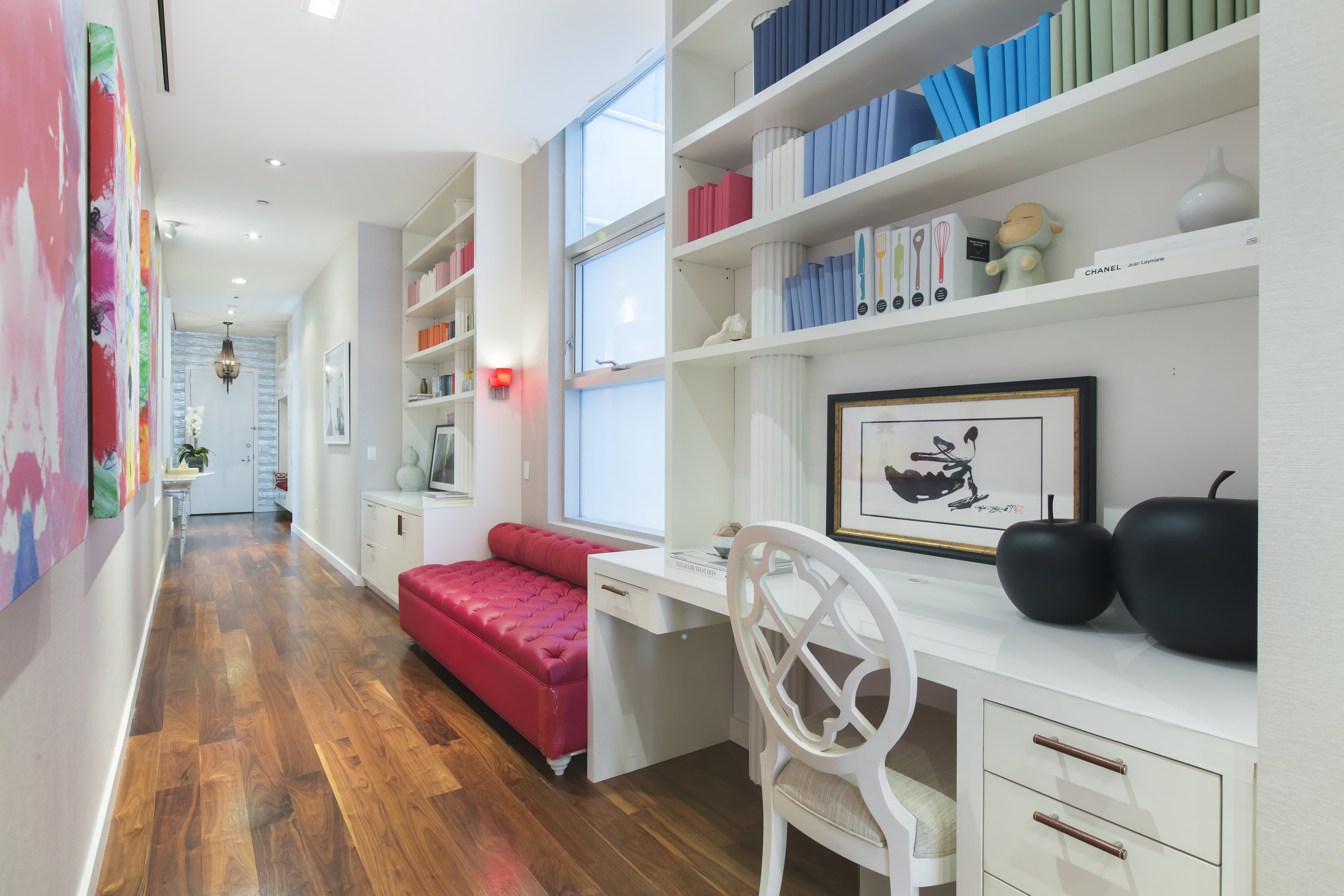 What Housewives Bethenny Frankel s first New York apartment cost