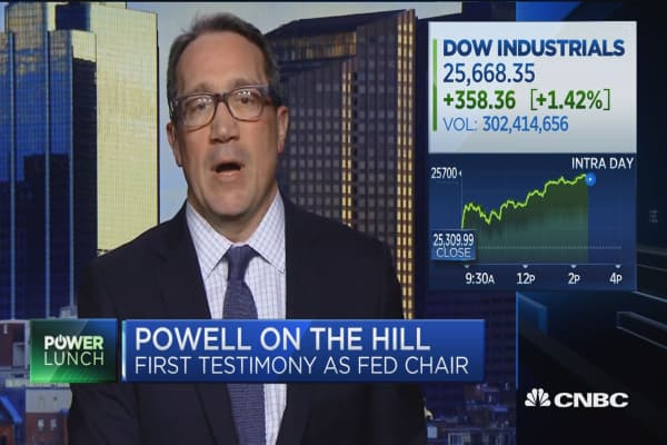 What to expect from Powell's first testimony as Fed chair