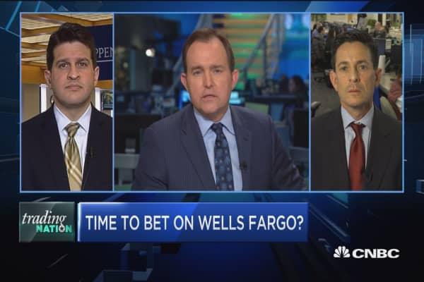 Trading Nation: Wells Fargo gets Buffett boost