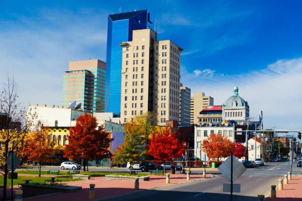 Lexington, Kentucky
