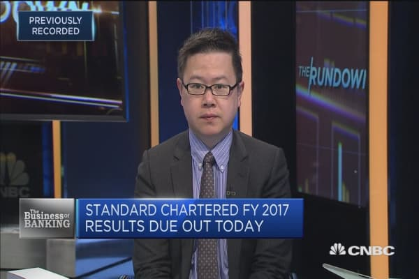 Will Standard Chartered pay a 'symbolic' dividend?