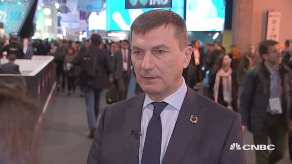 Europe not yet ready for 5G, EU's Ansip says