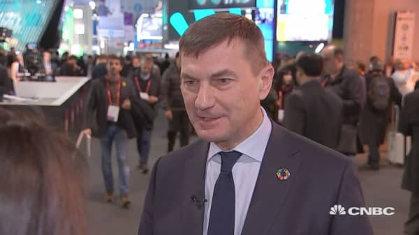 EU's Ansip: Worried about Europe getting left behind 5G momentum