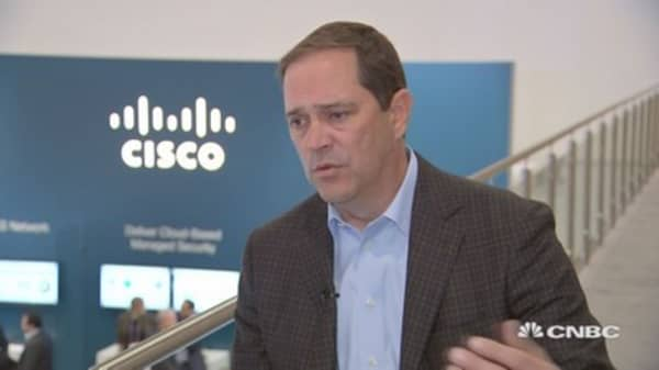 5G will bring partnerships that you never would have dreamed, says Cisco CEO