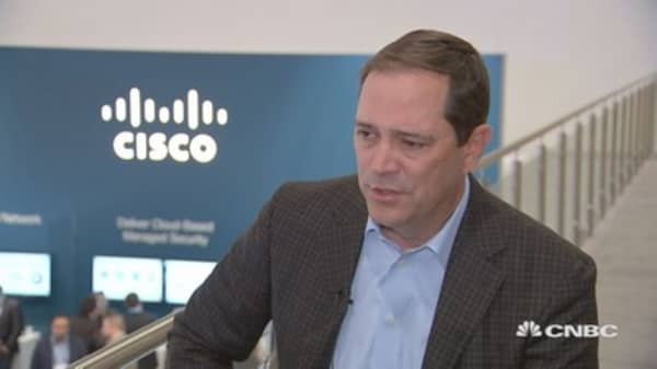 Stability always good, regardless of the country, says Cisco CEO