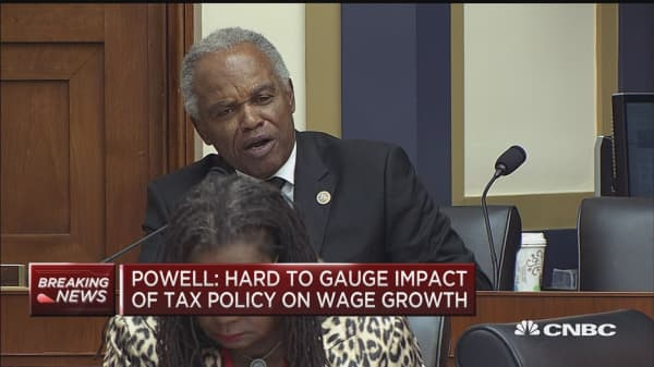 Rep. David Scott urges Fed's Powell to talk to Trump about food assistance programs