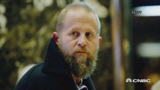 Trump names 'digital guru' Brad Parscale campaign manager for 2020 re-election bid