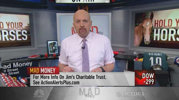 Cramer: Get ready for a bidding war between Disney and Comcast