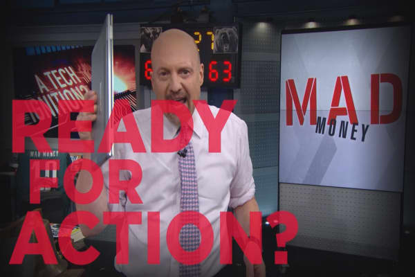 Cramer Remix: Even on down days, HP Inc. and Hewlett Packard Enterprise continue to win