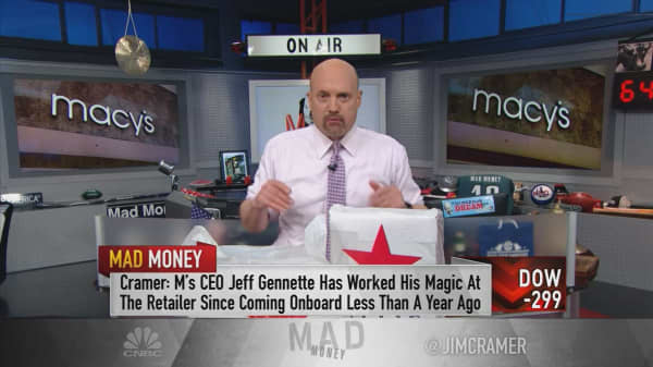 Gennette will make Macy's turnaround sustainable