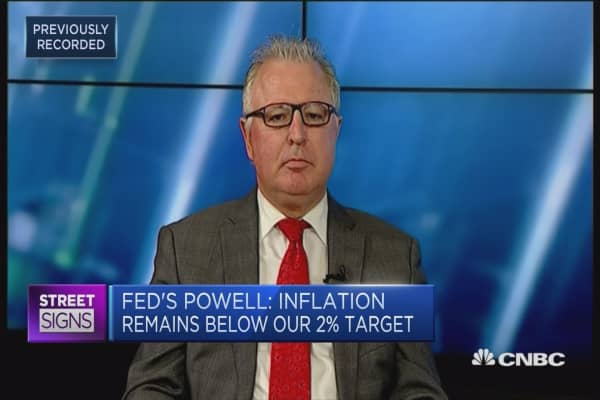 Fed Chair Powell opened the door to four rate hikes this year