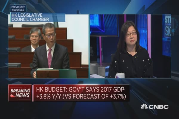Many are expecting Paul Chan to outlay Hong Kong government's expenditure plans