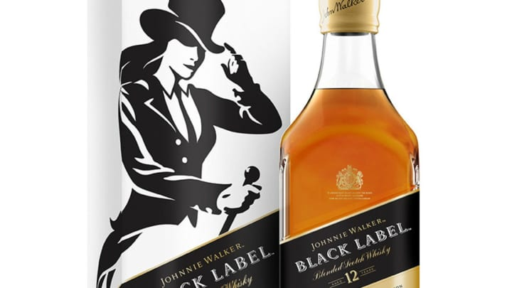 Drinks-maker Diageo has rebranded some bottles of Johnnie Walker as Jane Walker