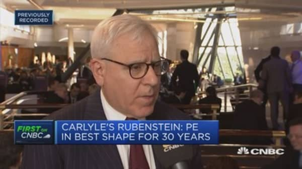 President recognises US/China is the most important bilateral relationship in the world:The Carlyle Group