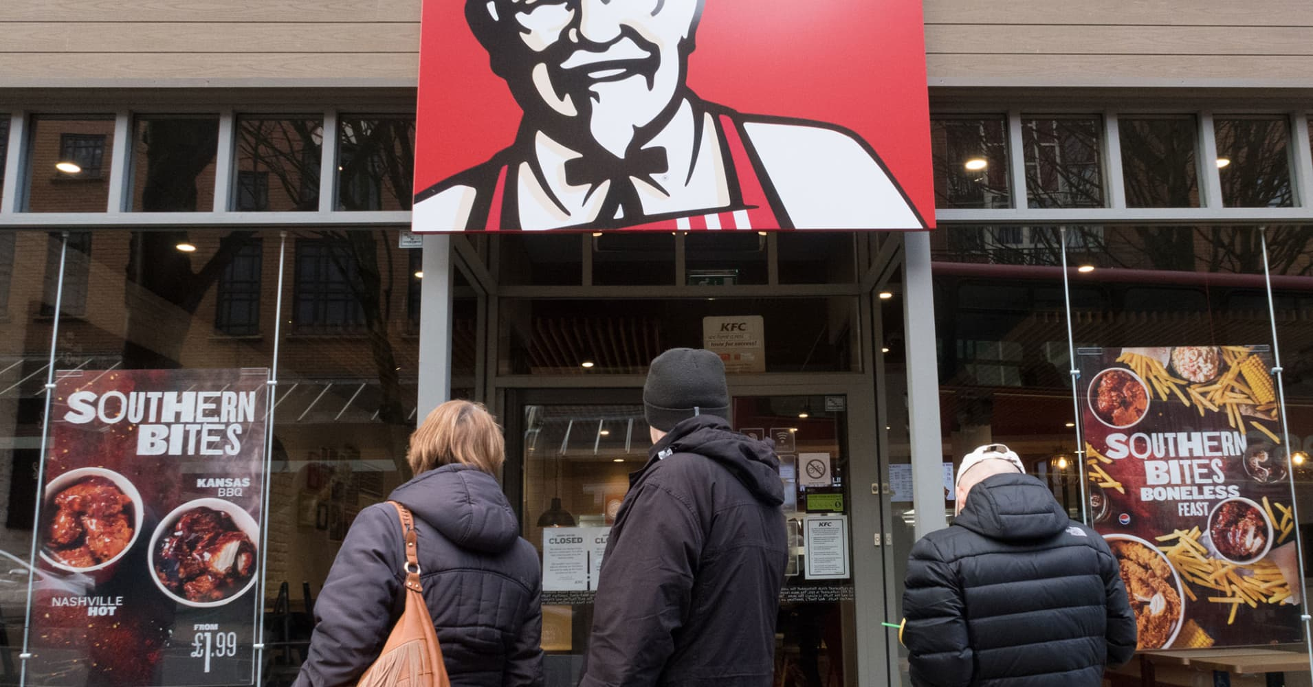KFC stories gravy scarcity, following hen disaster