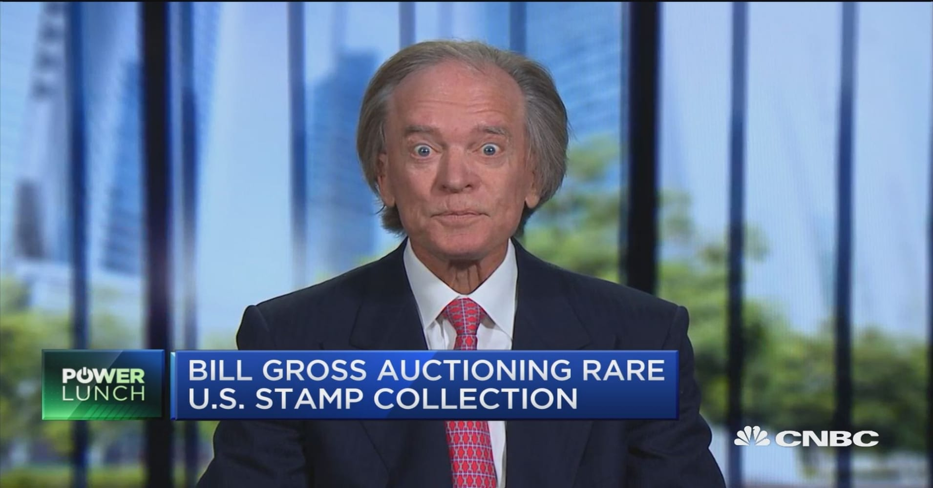 Bill Gross Auctioning Rare US Stamp Collection