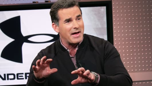 Kevin Plank, CEO, Under Armour