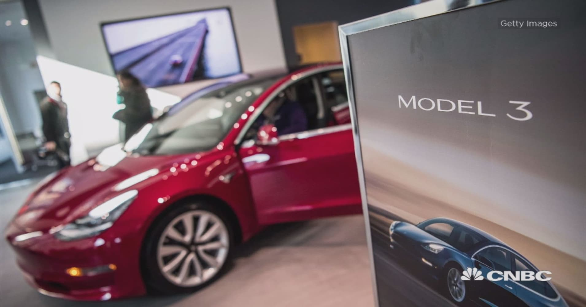 Consumer Reports says Tesla Model 3 is fun to drive, but has some flaws