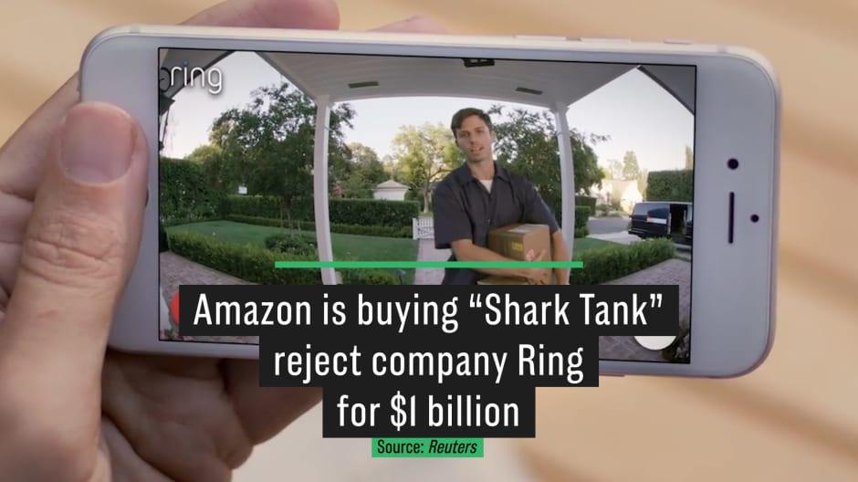 Amazon is buying