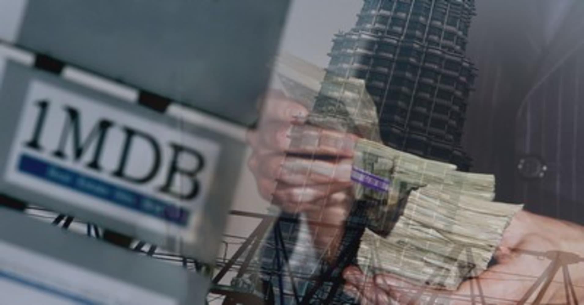 What happened to 1MDB's money?