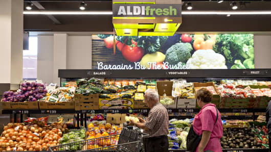 Kohl's To Host Aldi In 10-Store Pilot