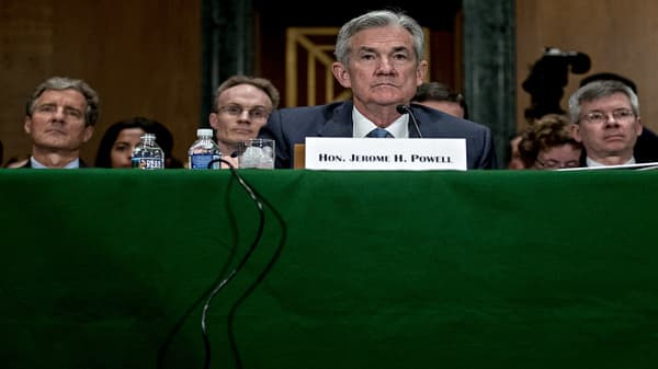 Powell: Evidence doesn't point to a 'decisive' move up in wages